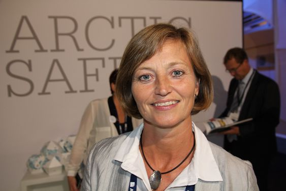 Ptil-direktør Anne Myhrvold