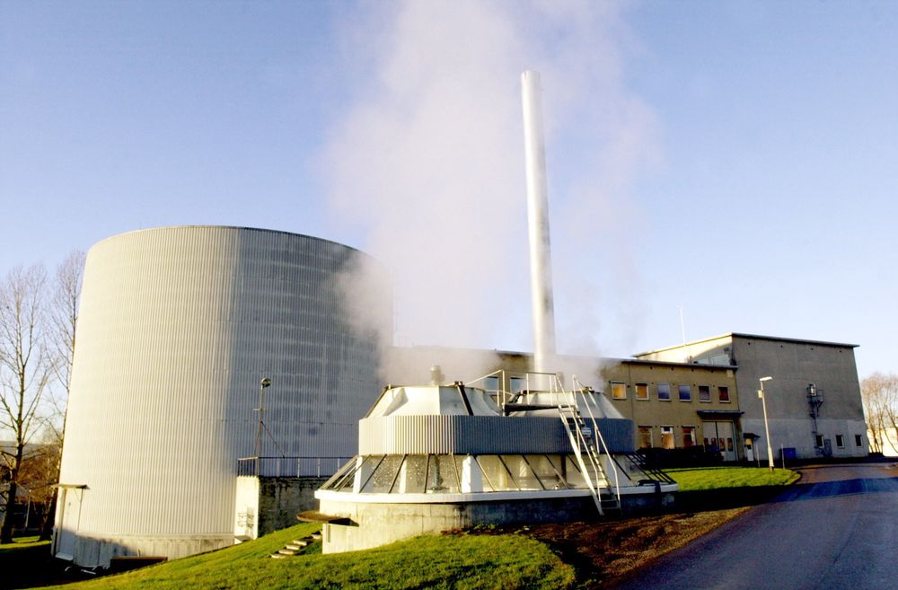 Ønsker avklaring. Institutt for energiteknikk (Ife) mener staten må dekke utgiftene ved en dekommisjonering deres reaktorer på Kjeller (bildet) og i Halden.