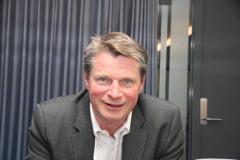 Lars Gørvell-Dahll går fra direktørjobb i Kongsberg Gruppen for å overta som maritim bransjesjef i Norsk Industri.