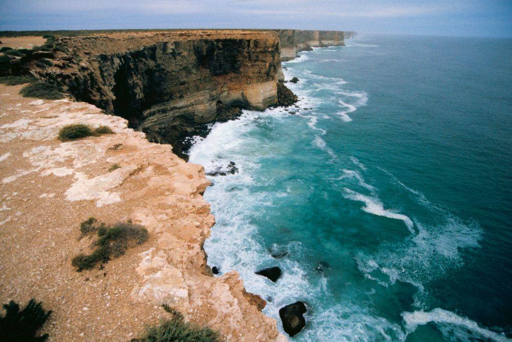 Naturreservat: Deler av Australbukta er et stort naturreservat. Statoil planlegger å bore midt i dette området.