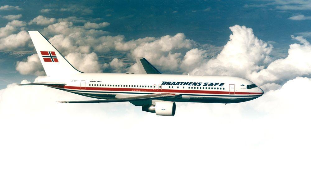 Snart kan vi få se Braathens-fly i lufta igjen.