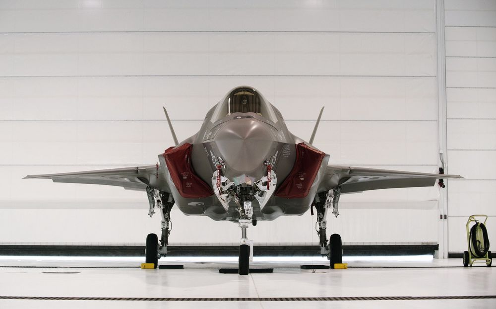 Australia bestiller 58 nye F-35-fly fra Lockheed Martin.