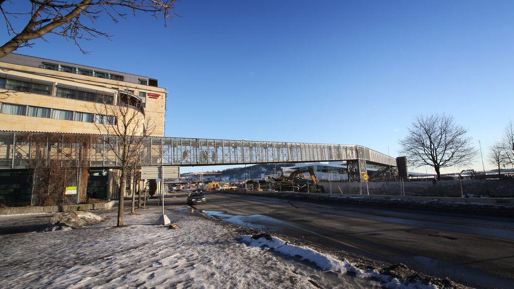 Statsbygg gir bort Operabroen mot forsvarlig demontering.