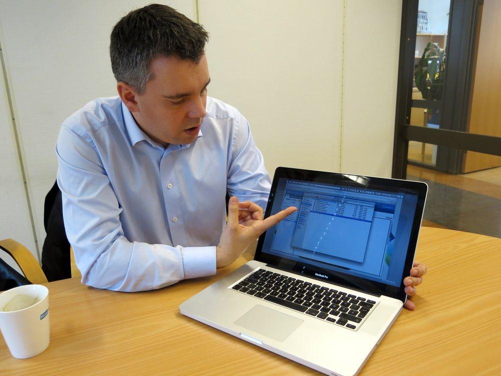 Se så fleksibelt: Systemingeniør Håkon Fosshaug i VMware tror Horizon kommer til å bli veldig populært blant alle brukerne som kan bruke bedriftssystemer på så mange enheter de vil for den samme prisen.