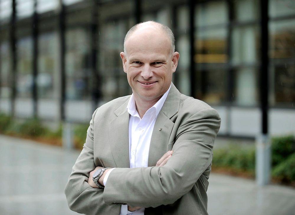 Ny sjef: Arne Sigve Nylund er Statoils nye sjef for utvikling og produksjon Norge. Han tar over etter Øystein Michelsen. Foto: Ivar Langvik