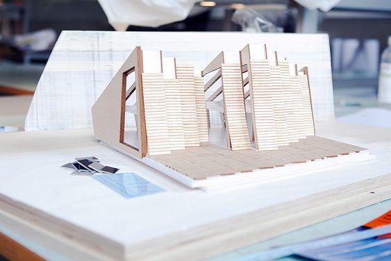 Plusshus. Elevoppgave på arkitekthøyskolen.
