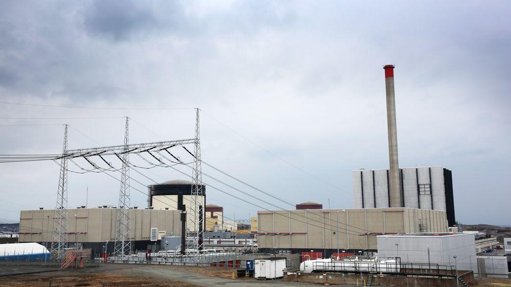 Hvis Rinhals 1 og 2 (BILDET) og Oskarshamn 1 og 2 legges ned i 2018, ville det ifølge Markedskraft øke de norske kraftprisene med om lag 3 øre/kWh.