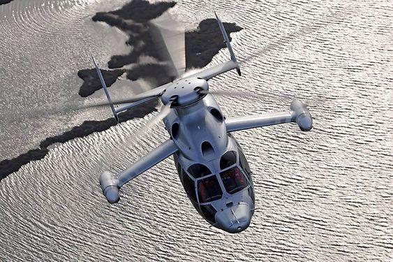 Etter 140 flytimer lyktes Eurocopter å sette ny uoffisiell hastighetsrekord for helikoptre. Den lyder på 255 knop.