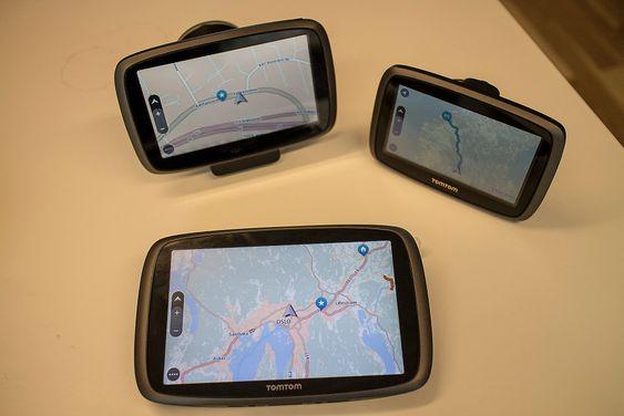 GPS-nytt: Akkurat i tide for de som ikek skal ut å reise får i starten av juli kommer TomTom med sine nye GO 100-serie