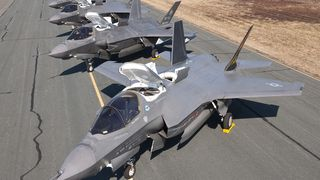 Australia kjøper F-35-jagerfly