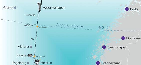 Polarpipe Norskehavet