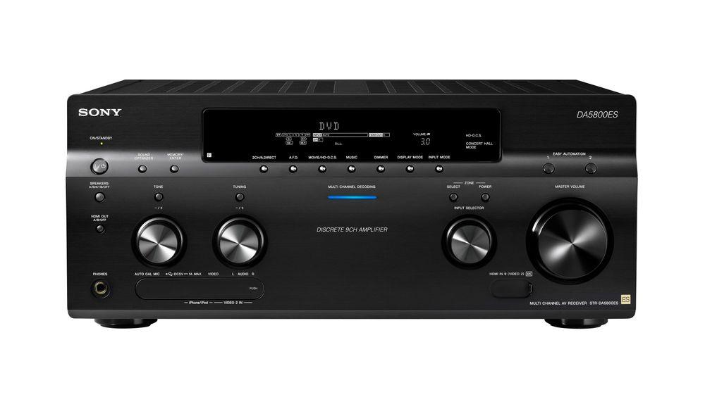 Sony STR-DA5800ES.