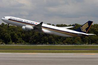 Singapore Airlines brukte A340-500 på de to lengste nonstop flyrutene i perioden 2004-2013. Denne versjonen fløy første gang i 2002.