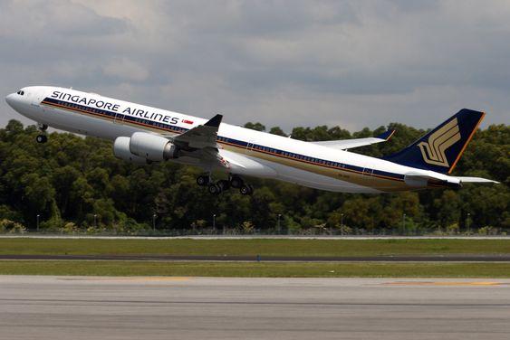 Singapore Airlines benytter i dag A340-500 til de to lengste nonstop flyrutene i verden.