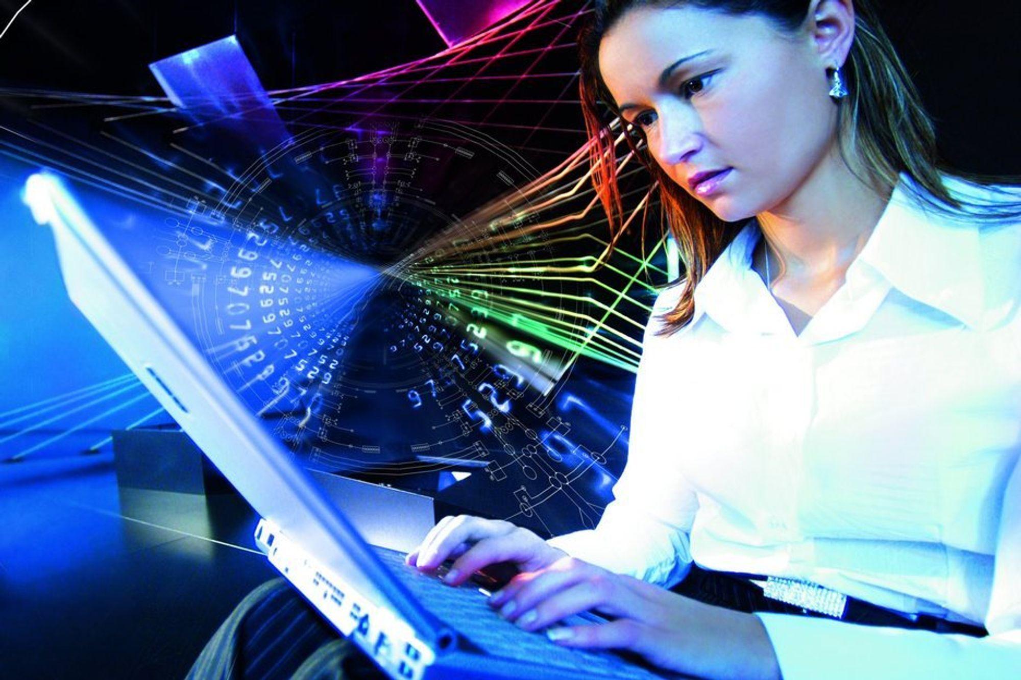 IKT-bransjen får stadig flere kvinner i sin midte.