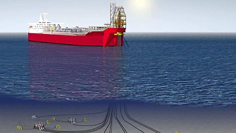 Kjempefunn: SBM skal bygge ut et av verdens største oljefunn utenfor Brasil.