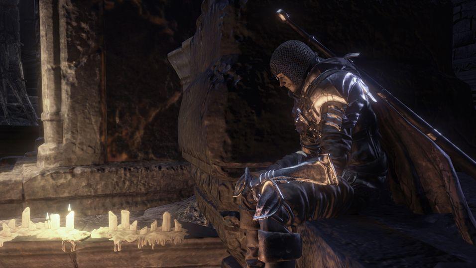 Feil i Dark Souls IIIs PC-utgave krasjer spillet