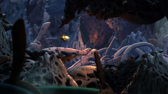 Song of the Deep ser ut til å bli eit vakkert spel.