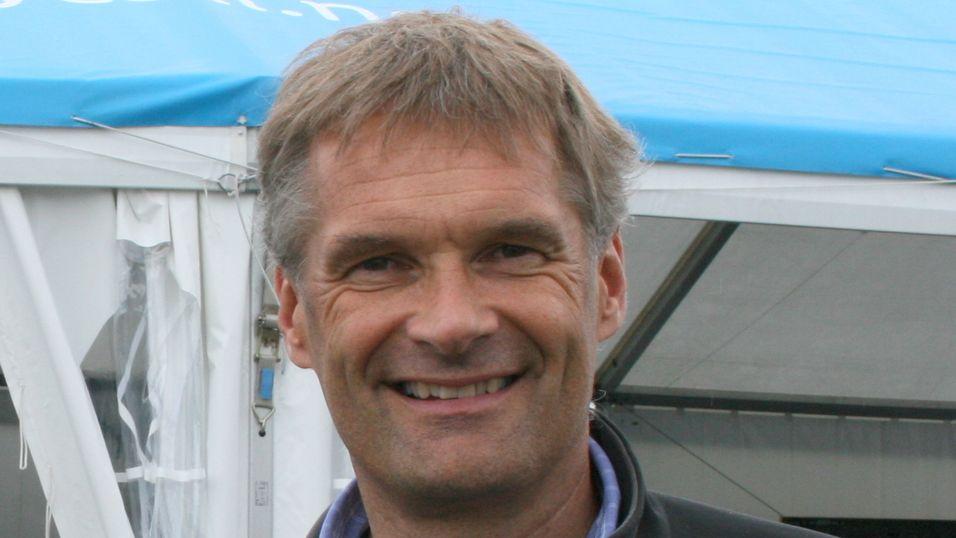 Telia-sjef Abraham Foss er godt fornøyd med selskapets resultat i 3. kvartal.