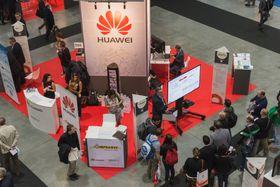 Huawei er verdens 3. største smarttelefonprodusent.