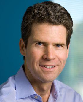 Blake Jorgensen, sjefen for EA.