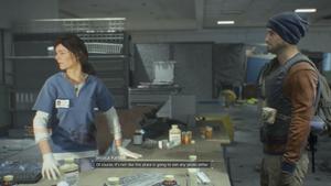 Spillet har også innslag av mellomsekvenser og samtaler med andre figurer.