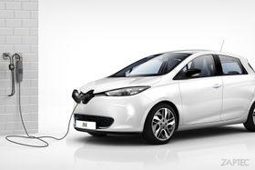 Renault skal nå levere elbilen Zoe sammen med en Zapcharger portable i Norge, slik at det også blir mulig å lade på vanlig IT-nett.