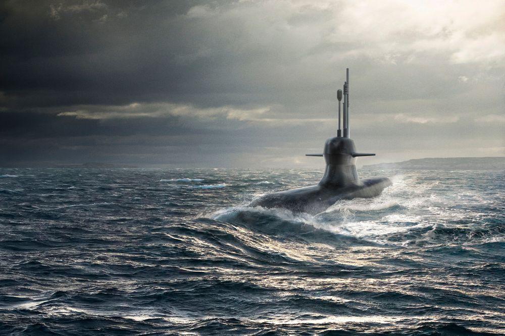 Saab Kockums har nettopp startet byggingen av den første A26-ubåten for det svenske sjøforsvaret.