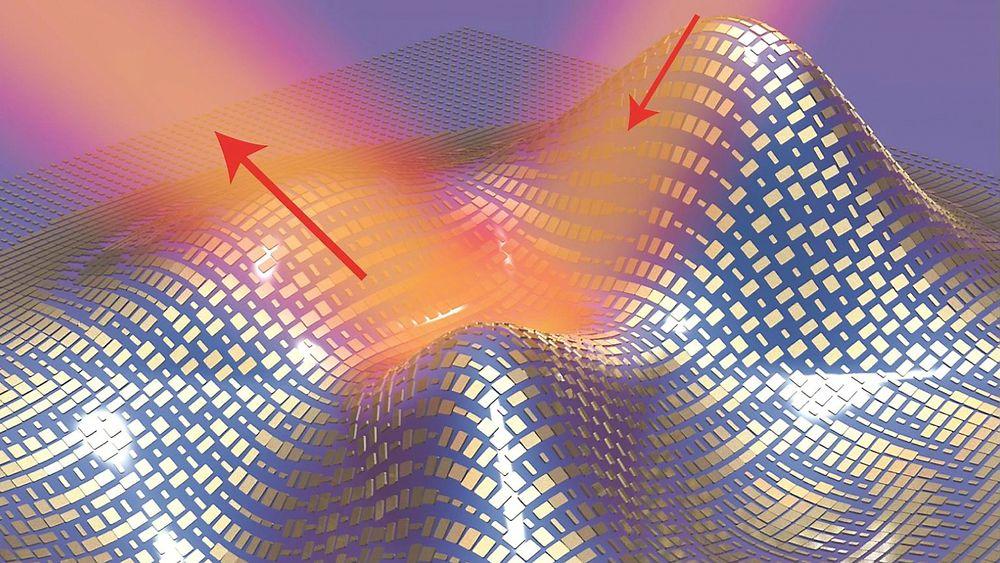 Ved å kontrollere måten lys reflekteres, kan objekter gjøres usynlige.
