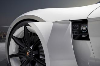 Porsches kommende ladesystem er trolig også CCS-kompatibelt.