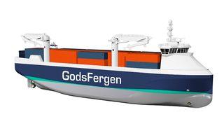 Disse fem prosjektene skal gjøre norsk skipsfart mer miljøvennlig