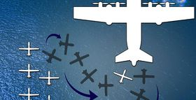 For ett år siden ba Darpa om industribidrag til å bygge om transportfly til såkalte hangarfly.