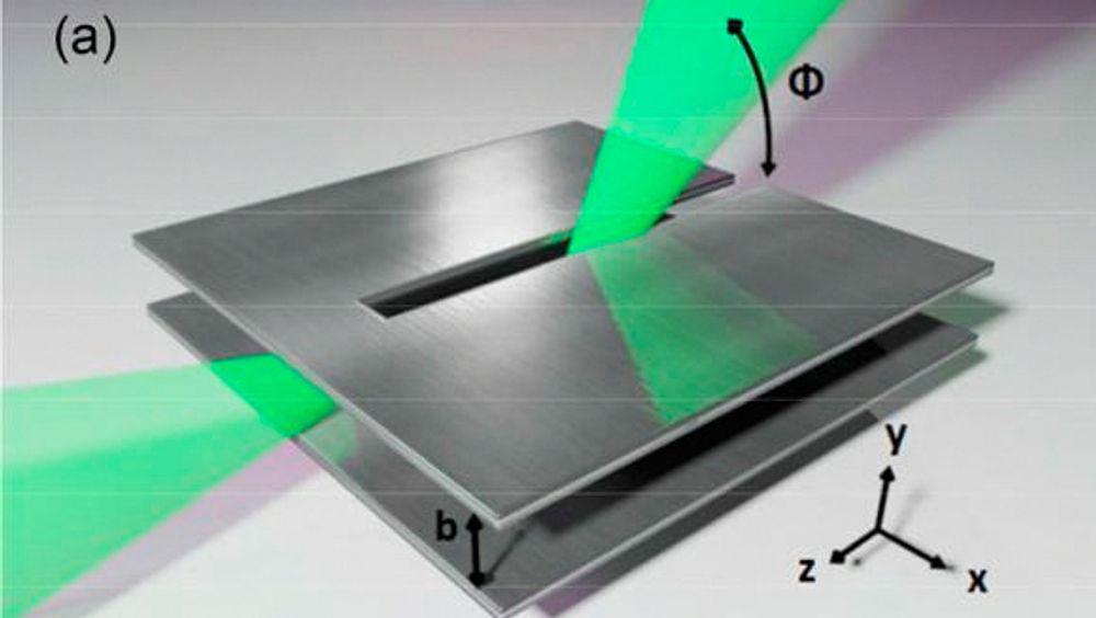 Forskere fra Brown-universitetet har utviklet en antenne som demultiplekser datastrømmer i THz-området.