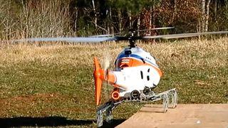 Nye robotbein løser en av helikoptrenes største utfordringer