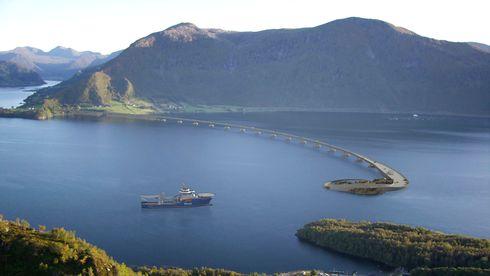 Slik kan en rørbru over Rovdefjorden bli