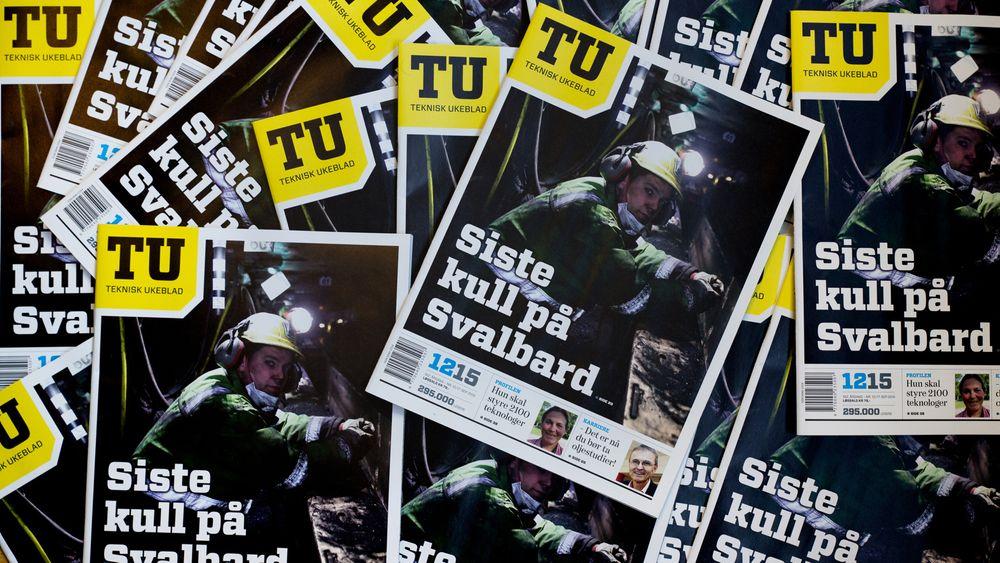 286.000 leser Teknisk Ukeblads papirutgave viser ny undersøkelse.