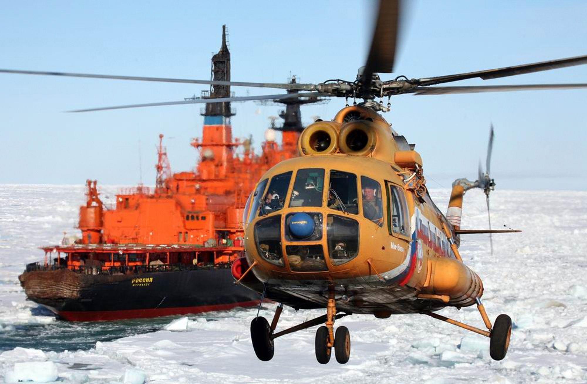 På Solakonferansen hadde russiske helikoptre på storskjerm rollen som fanden på veggen. Mi-8 blir nok brukt som eksempel fordi det er kjent for å ha en dårlig sikkerhetsstatistikk. Til helikopterets forsvar er det produsert svært mange av dem (>17 000) og det er ikke nødvendigvis designfeil som er årsak til en luftfartsulykke. For eksempel var manglende brøyting av landingsplassen en vesentlig årsak til Mi-8 ulykken på Svalbard i 2008, som kostet tre liv.