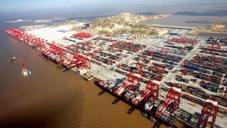 Kineserne bygger ut landstrøm til seks cruiseskip