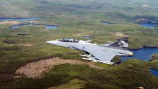 Saab selger Gripen-fly for 39 milliarder kroner