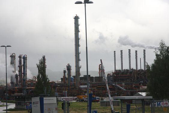 Noretyl på Rafnes har i dag en cracker. Nå ønsker eieren Ineos å bygge en til og nær fordoble produksjonen fra dagens 600.000 tonn.