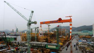 Statoil har folk i Korea i forbindelse med andre prosjekter, og vil bruke disse til å følge opp Martin Linge.