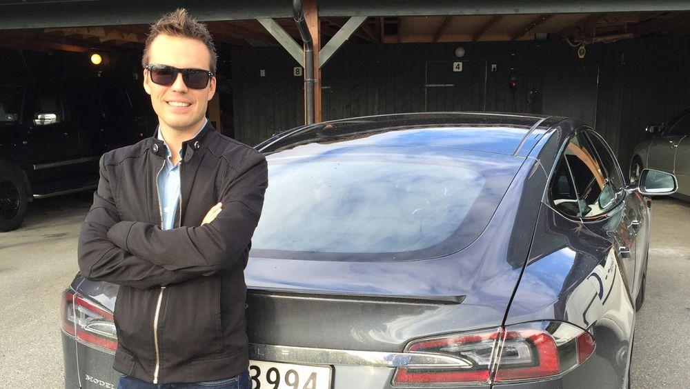 Stadig flere P85D-eiere mener de ikke har fått bilen de ble lovet. Morten Mondahl fra Stjørdal er en av dem.