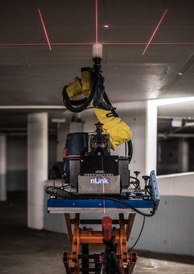 nLink borerobot nye bilder