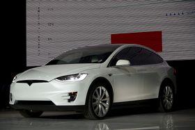 Tesla Model X er produsentens tredjebil.