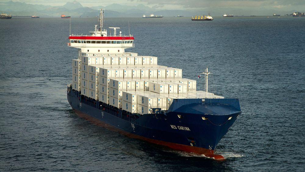 Blir ombyggingen av Wes Amelia vellykket, kan andre skip stå for tur. Wes Carina er søsterskip til Wes Amelia. Begge er 151,7 meter lange, 23,4 meter brede og kan ta drøyt 1.000 TEU.