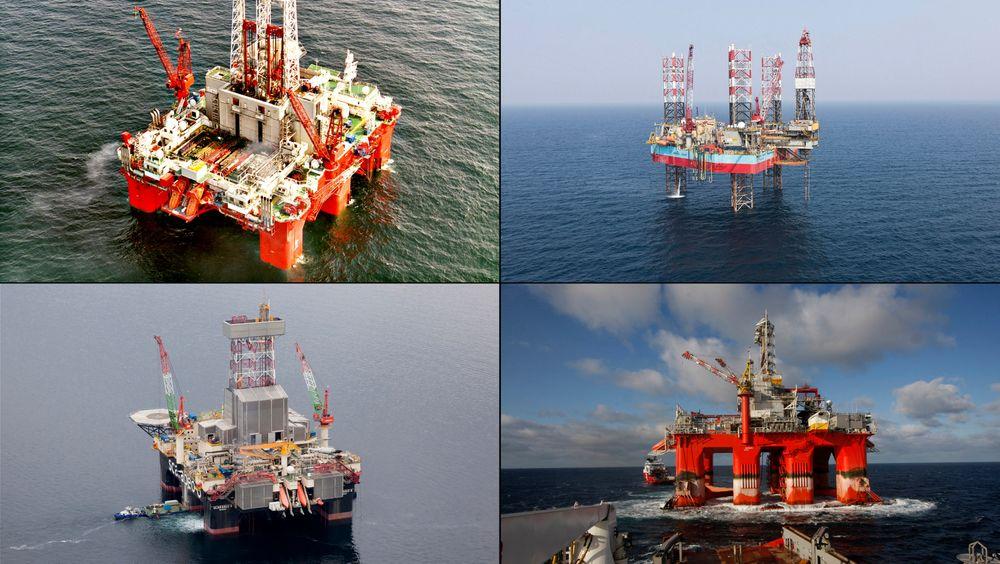 Petroleumstilsynet har avsluttet fire granskinger til nå i år. I alle er konklusjonen at hendelsen hadde potensial for alvorlig personskade eller død.