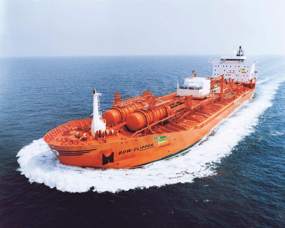 Bow Clipper er designet på 80-tallet, og har fått oppgraderinger i fremdriftssystemet. Det gir båten en av de beste miljøratingene i Rightships rating.