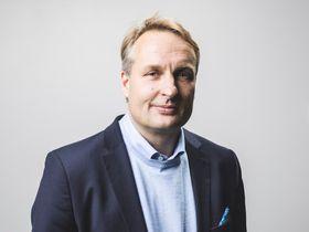 Anders Lundmark, adm. dir i Runway Safe