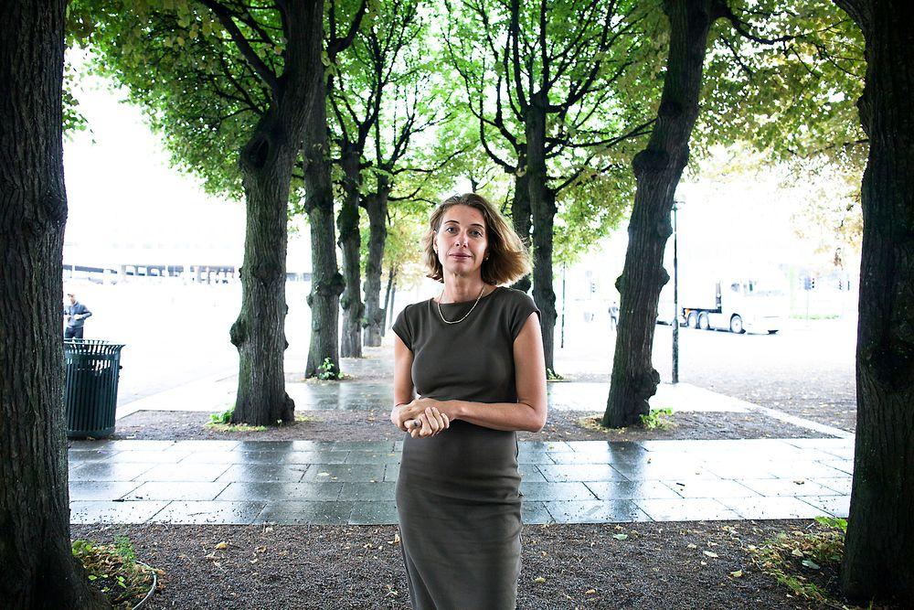 Glad i Norge: – Som karrierebevisst kvinne får man fantastiske muligheter i Norge, sier Silvija Seres.