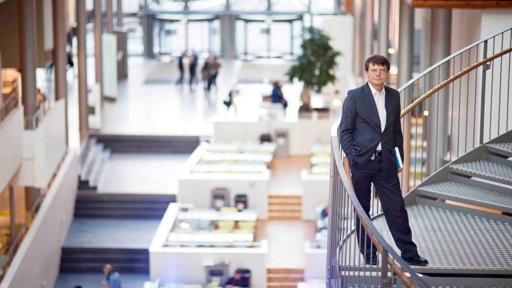 BI-professor Torger Reve mener at det ikke er pengene som er problemet i Statoils gullpakker, men at all kompetansen forsvinner.